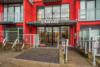 """Photo 2: 408 384 E 1ST Avenue in Vancouver: Strathcona Condo for sale in """"CANVAS"""" (Vancouver East)  : MLS®# R2519419"""