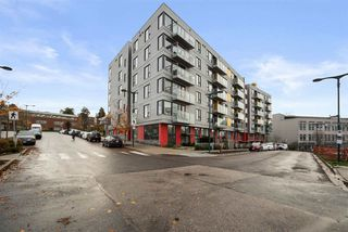 """Photo 4: 408 384 E 1ST Avenue in Vancouver: Strathcona Condo for sale in """"CANVAS"""" (Vancouver East)  : MLS®# R2519419"""