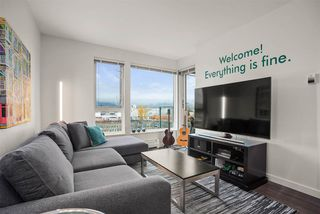 """Photo 14: 408 384 E 1ST Avenue in Vancouver: Strathcona Condo for sale in """"CANVAS"""" (Vancouver East)  : MLS®# R2519419"""
