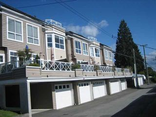 "Photo 10: 4 257 E 6TH Street in North Vancouver: Lower Lonsdale Townhouse for sale in ""LE MIRAGE"" : MLS®# V791587"