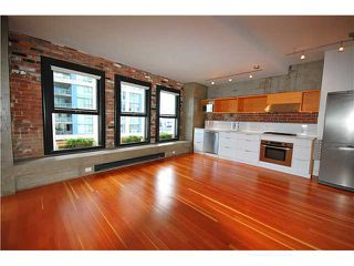 "Photo 4: 706 528 BEATTY Street in Vancouver: Downtown VW Condo for sale in ""BOWMAN LOFTS"" (Vancouver West)  : MLS®# V841624"