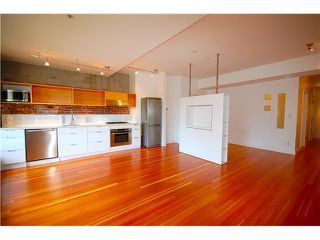 "Photo 1: 706 528 BEATTY Street in Vancouver: Downtown VW Condo for sale in ""BOWMAN LOFTS"" (Vancouver West)  : MLS®# V841624"