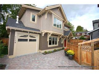 Main Photo: 2529 W 7TH Avenue in Vancouver: Kitsilano House for sale (Vancouver West)  : MLS®# V850728