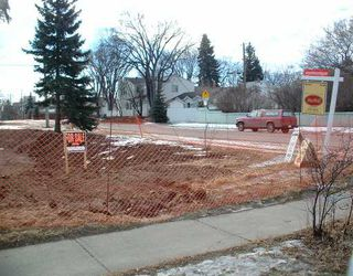 Main Photo:  in CALGARY: Crescent Heights Vacant Lot for sale (Calgary)  : MLS®# C3245908
