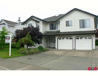 "Photo 1: 11155 154TH Street in Surrey: Fraser Heights House for sale in ""FRASER HEIGHTS"" (North Surrey)  : MLS®# F2900344"