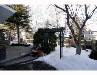 Photo 18: 448 WILLINGDON Boulevard SE in CALGARY: Willow Park Estates Residential Detached Single Family for sale (Calgary)  : MLS®# C3364830