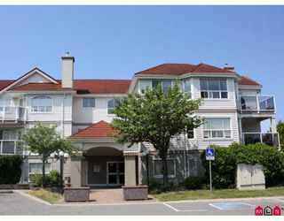 "Photo 1: 107 12733 72ND Avenue in Surrey: West Newton Condo for sale in ""NEWTON PARK-SAVOY"" : MLS®# F2913112"