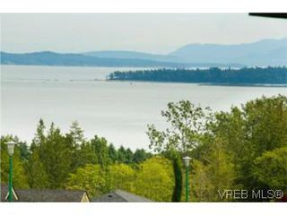 Photo 1: 1689 Texada Terr in NORTH SAANICH: NS Dean Park House for sale (North Saanich)  : MLS®# 509931