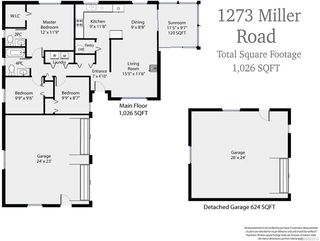 Photo 5: 1273 Miller Rd in COMOX: CV Comox Peninsula House for sale (Comox Valley)  : MLS®# 820513
