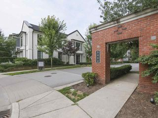 "Main Photo: 20 2423 AVON Place in Port Coquitlam: Riverwood Townhouse for sale in ""Dominion South"" : MLS®# R2390953"