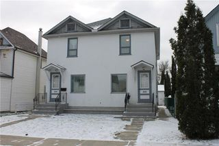 Main Photo: 528 Kavanagh Street in Winnipeg: St Boniface Residential for sale (2A)  : MLS®# 1930619