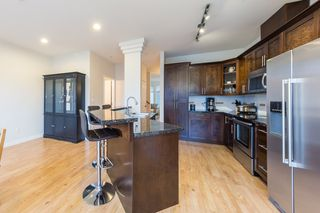 Photo 4: 120 20449 66 Avenue in Langley: Willoughby Heights Townhouse for sale : MLS®# R2424098