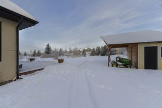 Photo 48: 73 RIVERPOINTE Crescent: Rural Sturgeon County House for sale : MLS®# E4185509