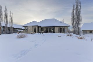Photo 50: 73 RIVERPOINTE Crescent: Rural Sturgeon County House for sale : MLS®# E4185509