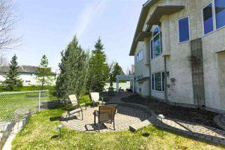Photo 35: 219 ORMSBY Road E in Edmonton: Zone 20 House for sale : MLS®# E4189849