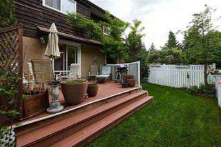 Photo 25: 37 GRANDIN WOODS ESTATES Wood: St. Albert Townhouse for sale : MLS®# E4203702