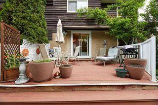 Photo 26: 37 GRANDIN WOODS ESTATES Wood: St. Albert Townhouse for sale : MLS®# E4203702