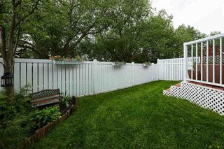 Photo 28: 37 GRANDIN WOODS ESTATES Wood: St. Albert Townhouse for sale : MLS®# E4203702
