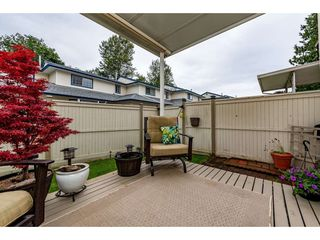 """Photo 33: 4 45640 STOREY Avenue in Chilliwack: Sardis West Vedder Rd Townhouse for sale in """"WHISPERING PINES"""" (Sardis)  : MLS®# R2471903"""