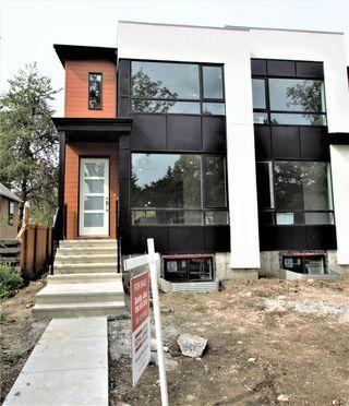 Main Photo: 10830 67 Avenue NW in Edmonton: Zone 15 House Half Duplex for sale : MLS®# E4205772