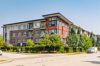 "Main Photo: 415 23215 BILLY BROWN Road in Langley: Fort Langley Condo for sale in ""WATERFRONT at Bedford Landing"" : MLS®# R2497963"