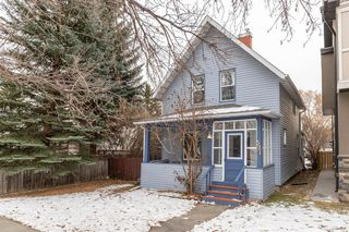 Main Photo: 521 14 Avenue NE in Calgary: Renfrew Detached for sale : MLS®# A1053095