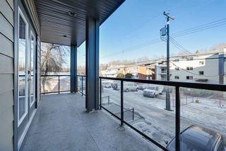 Photo 25: 202 9908 84 Avenue in Edmonton: Zone 15 Condo for sale : MLS®# E4224310