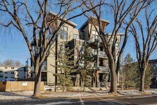Photo 1: 202 9908 84 Avenue in Edmonton: Zone 15 Condo for sale : MLS®# E4224310