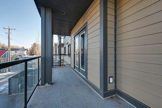 Photo 27: 202 9908 84 Avenue in Edmonton: Zone 15 Condo for sale : MLS®# E4224310