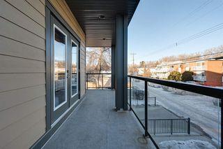 Photo 26: 202 9908 84 Avenue in Edmonton: Zone 15 Condo for sale : MLS®# E4224310