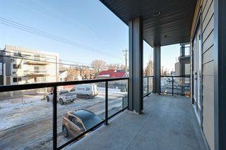 Photo 28: 202 9908 84 Avenue in Edmonton: Zone 15 Condo for sale : MLS®# E4224310