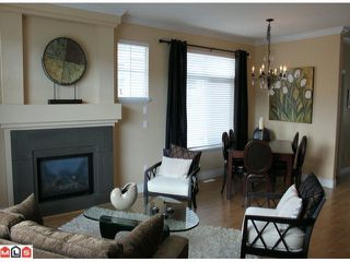 "Photo 3: 41 19330 69TH Avenue in Surrey: Clayton Townhouse for sale in ""Montebello"" (Cloverdale)  : MLS®# F1015770"