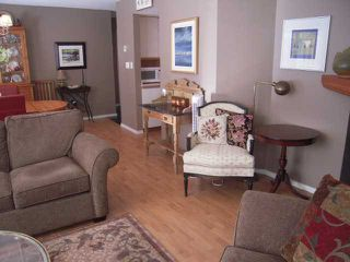 "Photo 1: 107 175 W 4TH Street in North Vancouver: Lower Lonsdale Condo for sale in ""Admiralty Court"" : MLS®# V849061"