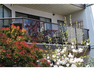 """Photo 10: 220 2222 PRINCE EDWARD Street in Vancouver: Mount Pleasant VE Condo for sale in """"SUNRISE IN THE PARK"""" (Vancouver East)  : MLS®# V866979"""