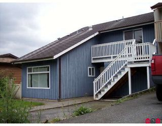 Photo 1: 2728 SANDON Drive in Abbotsford: Abbotsford East House 1/2 Duplex for sale : MLS®# F2817976