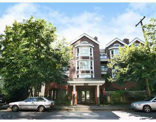 Photo 1: 417 1728 ALBERNI Street in Vancouver: West End VW Condo for sale (Vancouver West)  : MLS®# V728766
