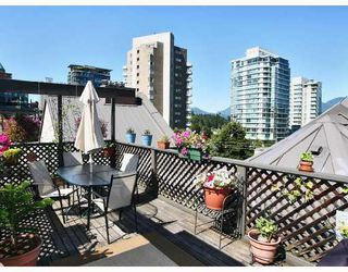 Photo 2: 417 1728 ALBERNI Street in Vancouver: West End VW Condo for sale (Vancouver West)  : MLS®# V728766