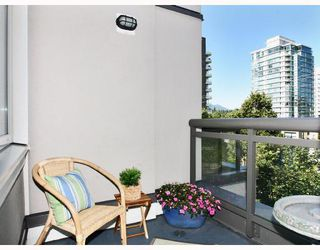 Photo 7: 417 1728 ALBERNI Street in Vancouver: West End VW Condo for sale (Vancouver West)  : MLS®# V728766