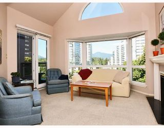 Photo 4: 417 1728 ALBERNI Street in Vancouver: West End VW Condo for sale (Vancouver West)  : MLS®# V728766