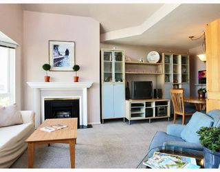 Photo 6: 417 1728 ALBERNI Street in Vancouver: West End VW Condo for sale (Vancouver West)  : MLS®# V728766