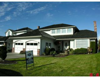 "Photo 1: 32301 SLOCAN Place in Abbotsford: Abbotsford West House for sale in ""FAIRFIELD ESTATES"" : MLS®# F2831454"