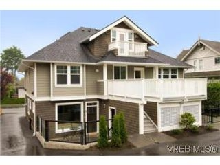 Photo 14: 3 1290 Richardson St in VICTORIA: Vi Fairfield West Row/Townhouse for sale (Victoria)  : MLS®# 490830