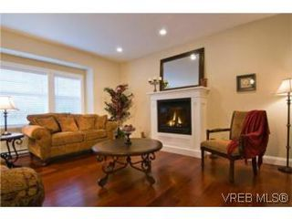 Photo 4: 3 1290 Richardson St in VICTORIA: Vi Fairfield West Row/Townhouse for sale (Victoria)  : MLS®# 490830