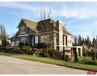 "Photo 1: 35482 DONEAGLE Place in Abbotsford: Abbotsford East House for sale in ""EAGLE MOUNTAIN"" : MLS®# F2902869"