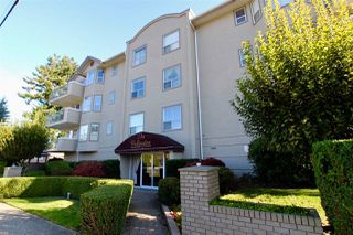 "Main Photo: 104 9400 COOK Street in Chilliwack: Chilliwack N Yale-Well Condo for sale in ""THE WELLINGTON"" : MLS®# R2416317"