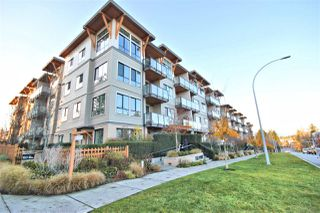 """Main Photo: 309 10477 154 Street in Surrey: Guildford Condo for sale in """"G3 RESIDENCES"""" (North Surrey)  : MLS®# R2421298"""