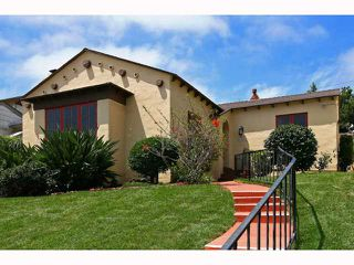 Photo 1: MISSION HILLS House for sale : 4 bedrooms : 4188 ARDEN WAY in San Diego