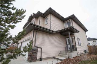 Photo 2: 16803 55 Street in Edmonton: Zone 03 Townhouse for sale : MLS®# E4192399