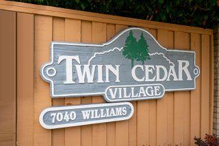 "Photo 27: 23 7040 WILLIAMS Road in Richmond: Broadmoor Townhouse for sale in ""TWIN CEDAR VILLAGE"" : MLS®# R2487395"