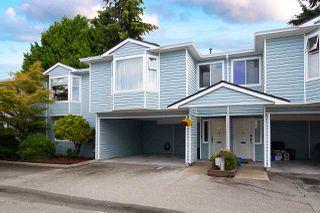 "Photo 1: 23 7040 WILLIAMS Road in Richmond: Broadmoor Townhouse for sale in ""TWIN CEDAR VILLAGE"" : MLS®# R2487395"